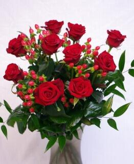 ruusukimppu nro 3