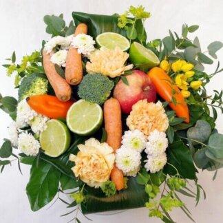 Vege Bouquets (tilaukset viimeistään ed. päivänä klo:17)